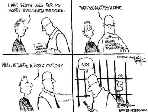Health Insurance Debtor's Prison - Bokbluster.com