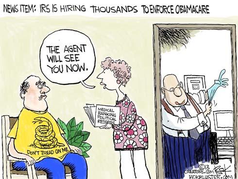 130516-irs-enforce-obamacare-cartoon-